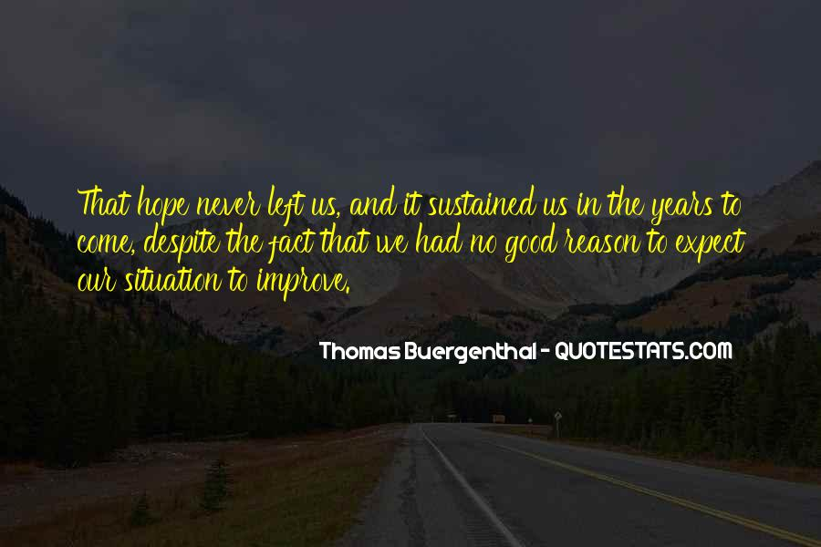 Hope But Never Expect Quotes #1211025