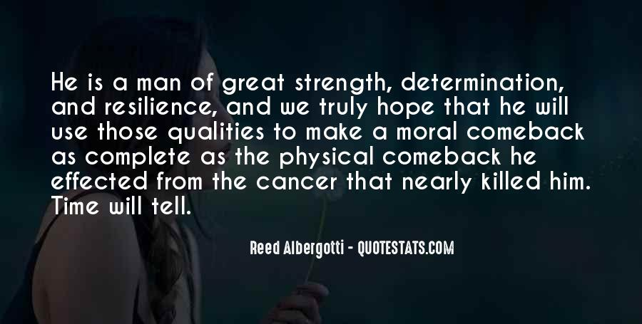 Hope For Cancer Quotes #974488