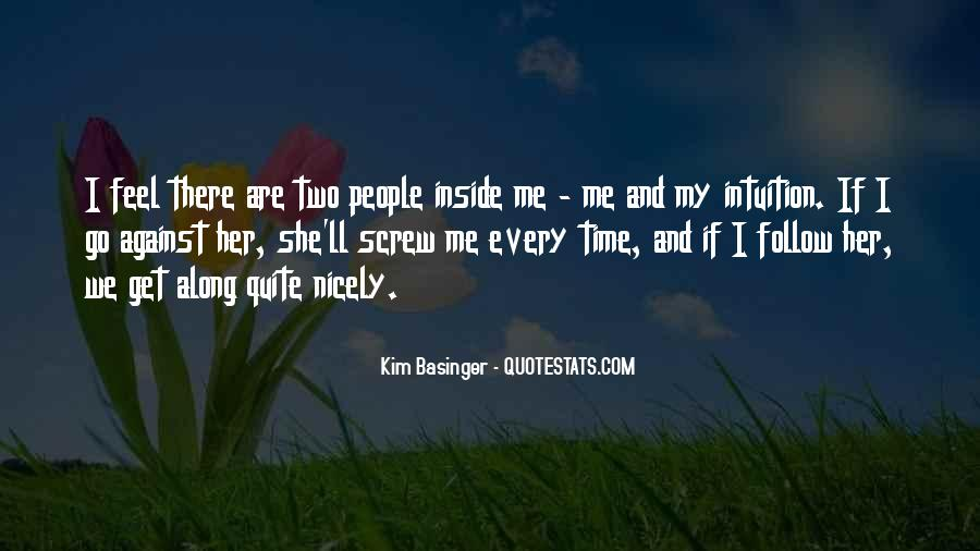 Quotes About Follow Me #104992