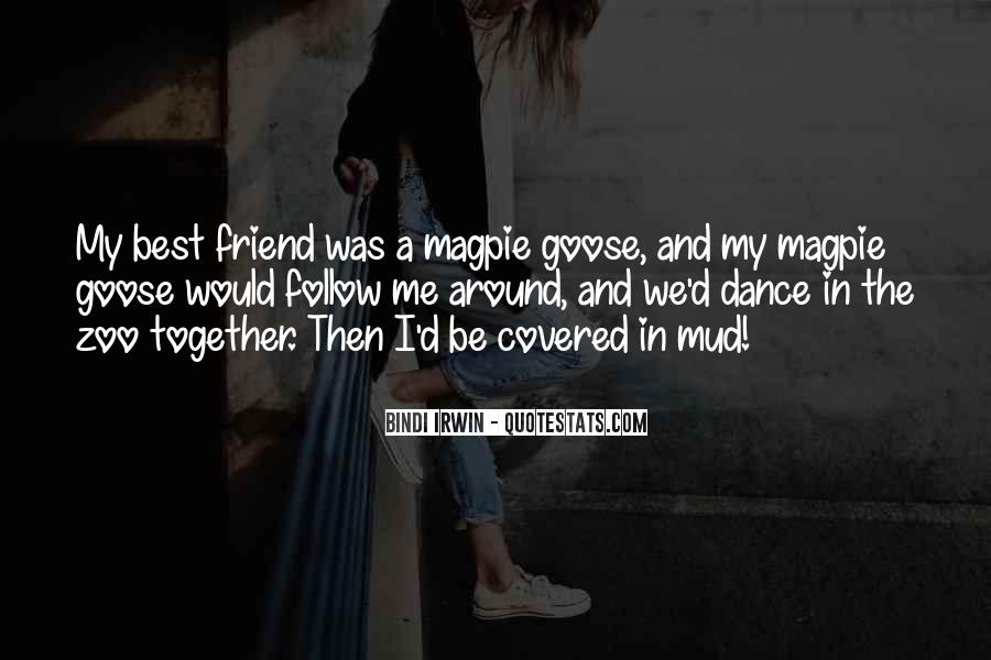 Quotes About Follow Me #106838
