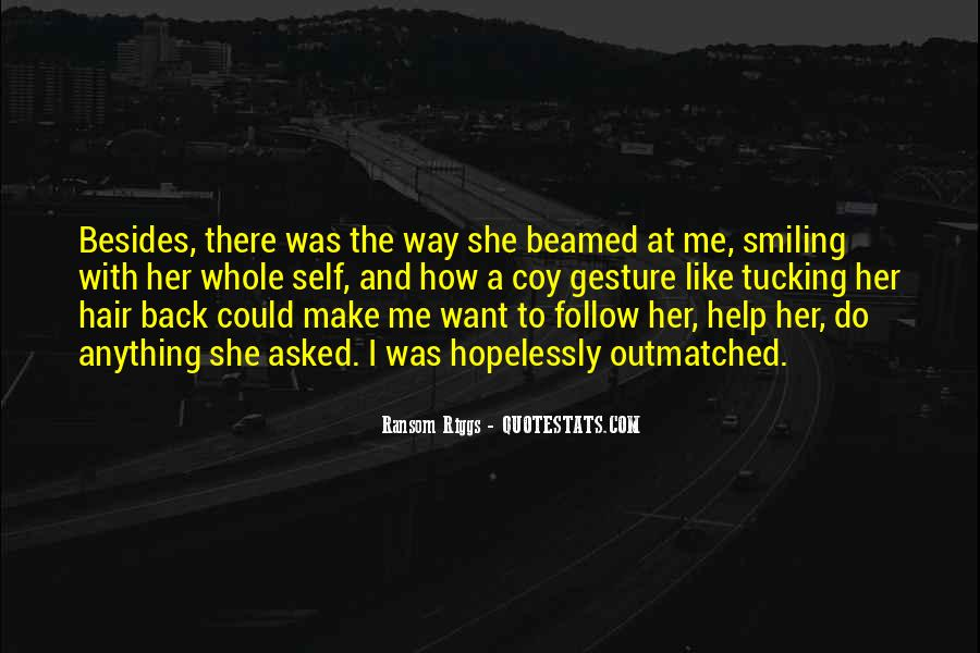 Quotes About Follow Me #226161