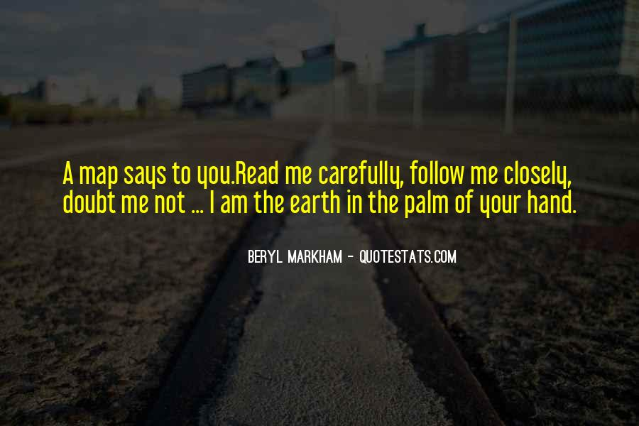 Quotes About Follow Me #229083