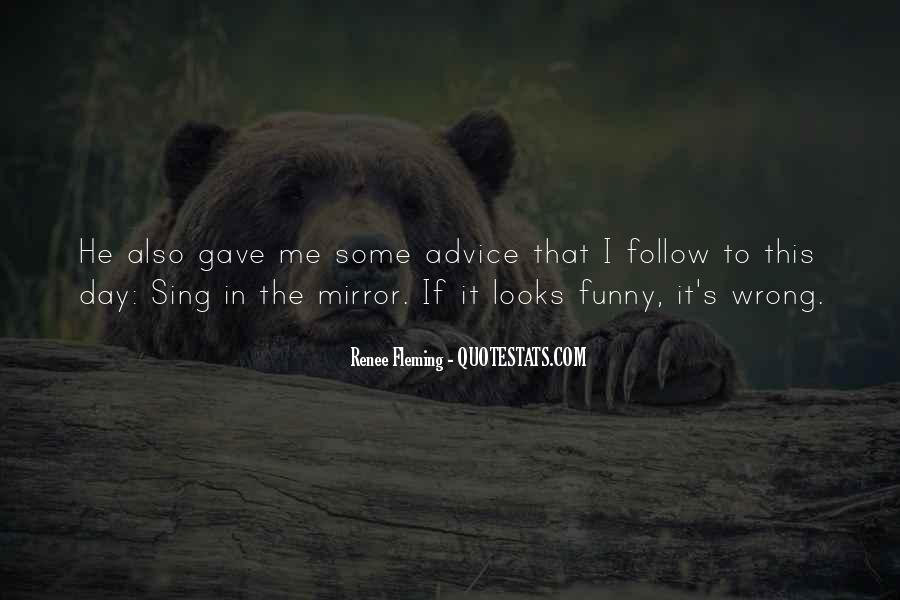 Quotes About Follow Me #262800