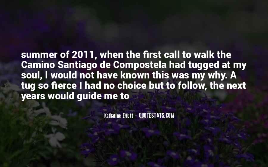 Quotes About Follow Me #268708