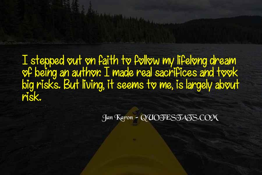Quotes About Follow Me #273277