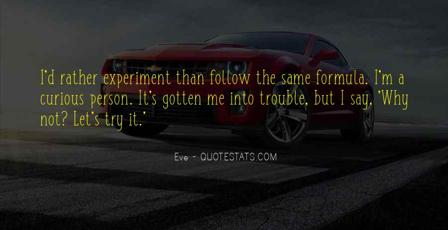 Quotes About Follow Me #277209