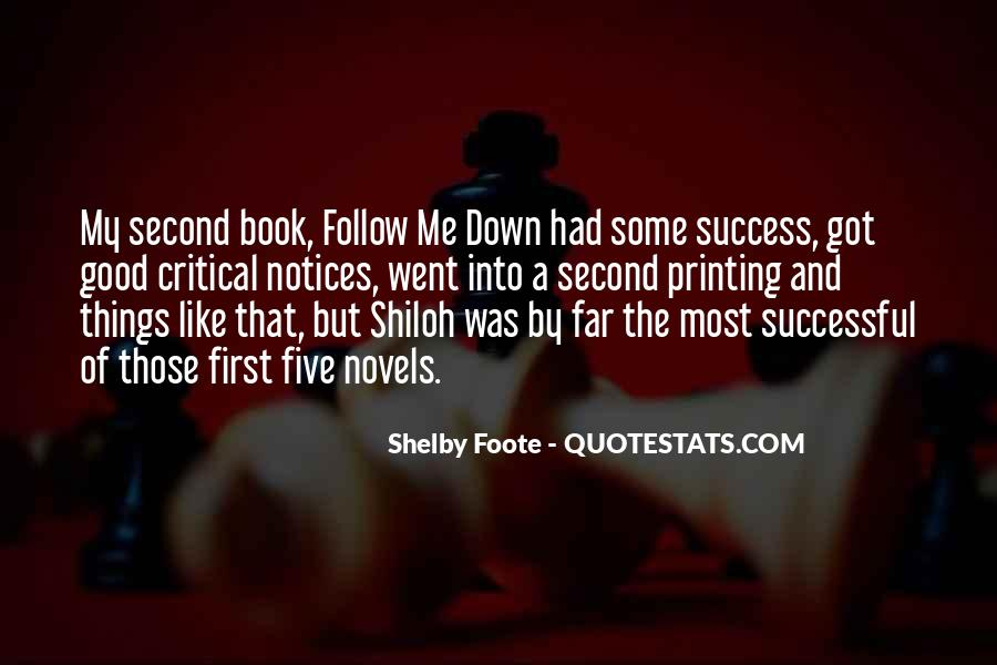 Quotes About Follow Me #51260