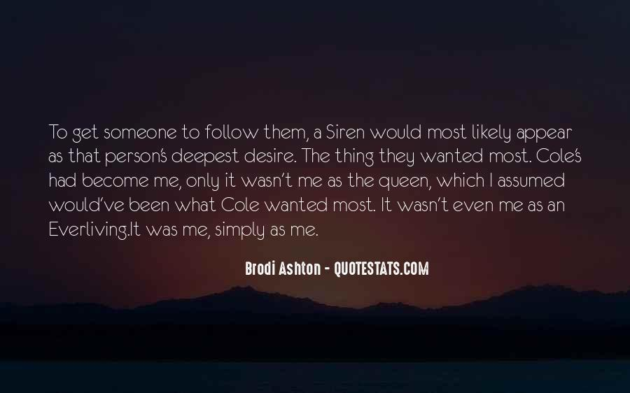 Quotes About Follow Me #97934