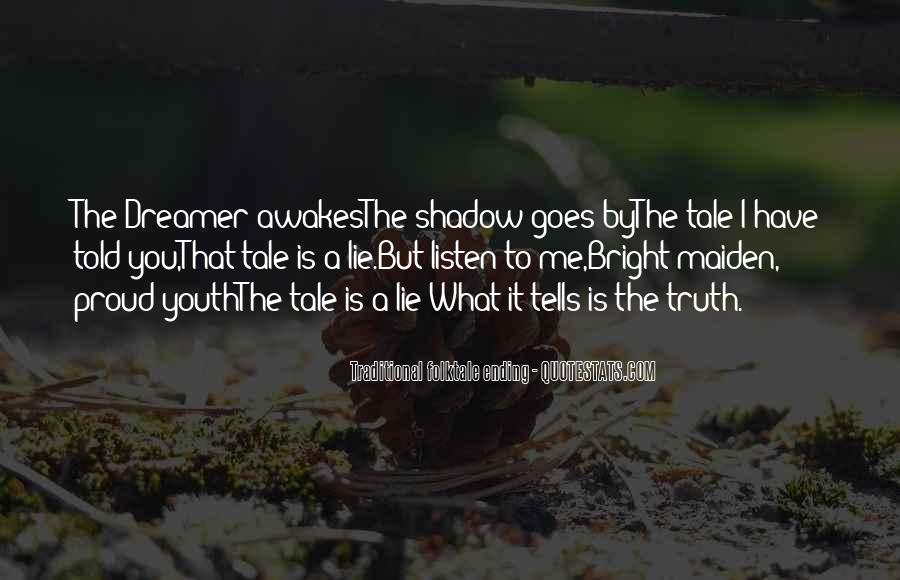 Quotes About Folktale #1014116