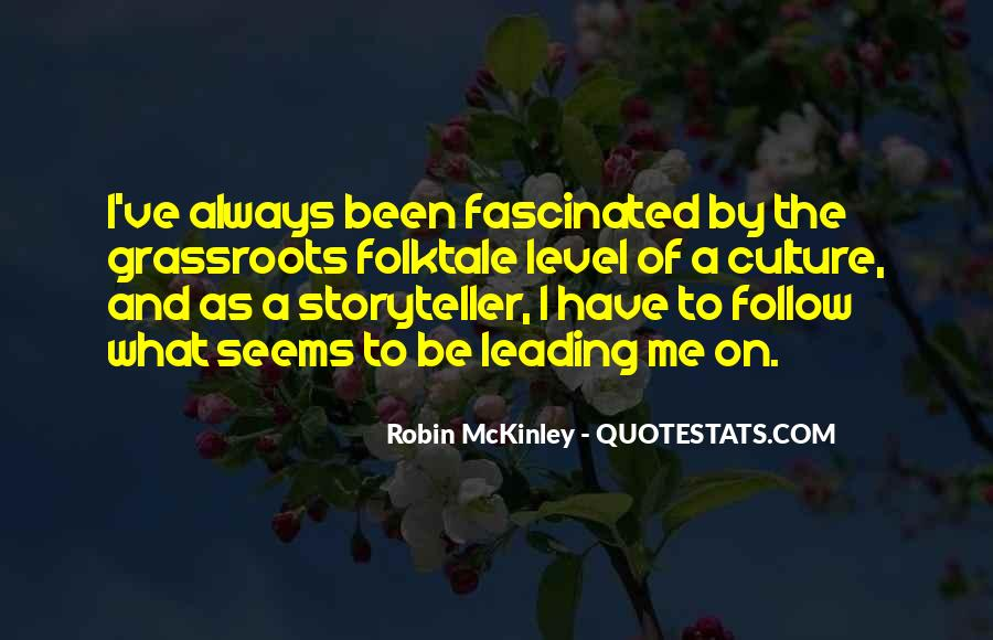 Quotes About Folktale #1464637
