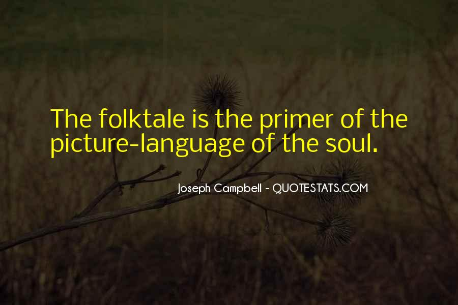 Quotes About Folktale #1467949