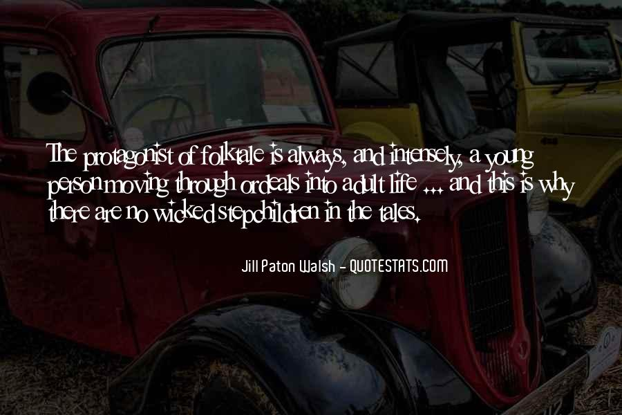 Quotes About Folktale #994256