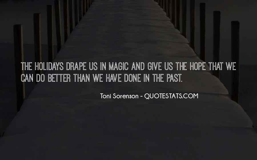 Hope Things Will Get Better Quotes #79415