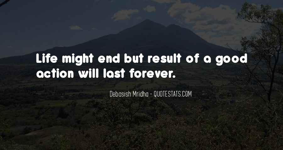 Hope We Last Forever Quotes #931227