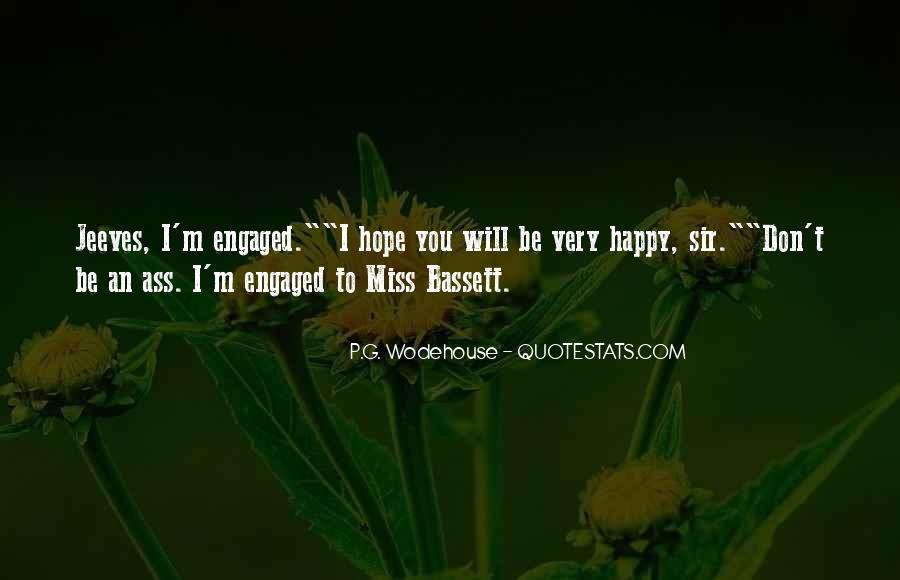 Hope You Miss Me Too Quotes #997202