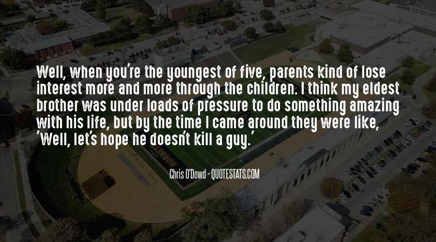 Hope You Well Quotes #134376