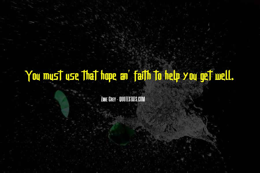 Hope You Well Quotes #198241