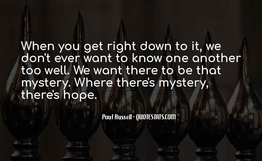 Hope You Well Quotes #375042