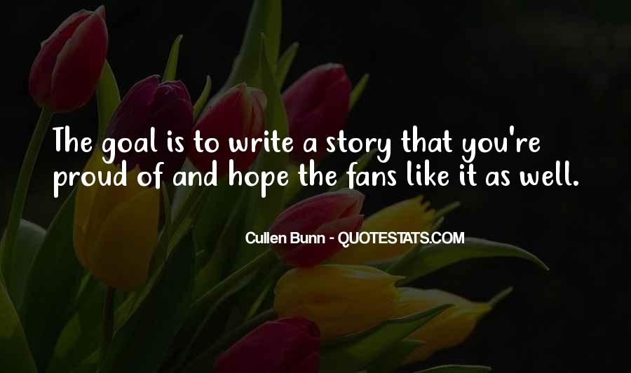 Hope You Well Quotes #468454