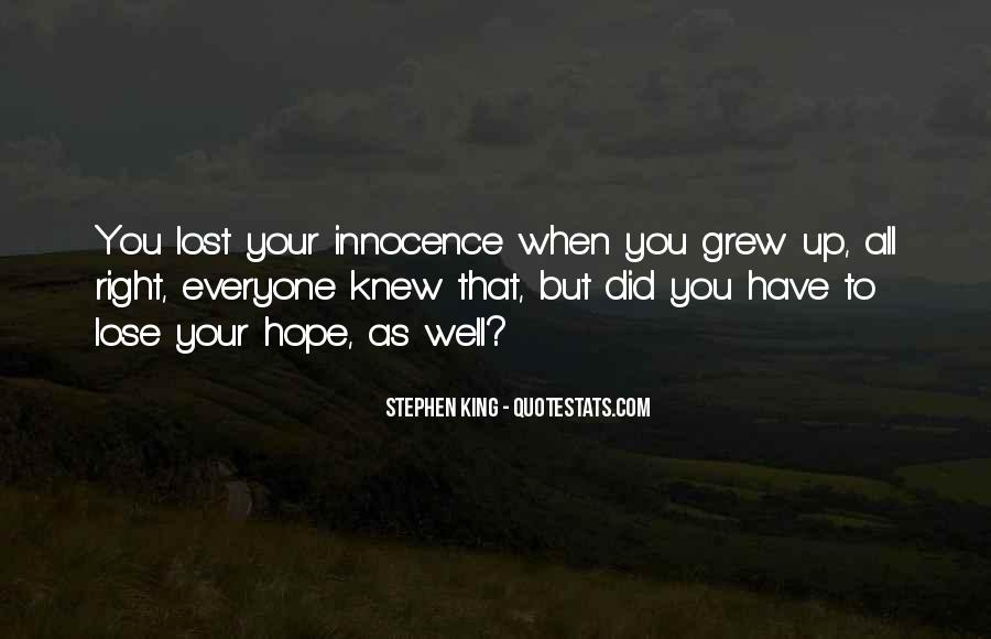 Hope You Well Quotes #485770