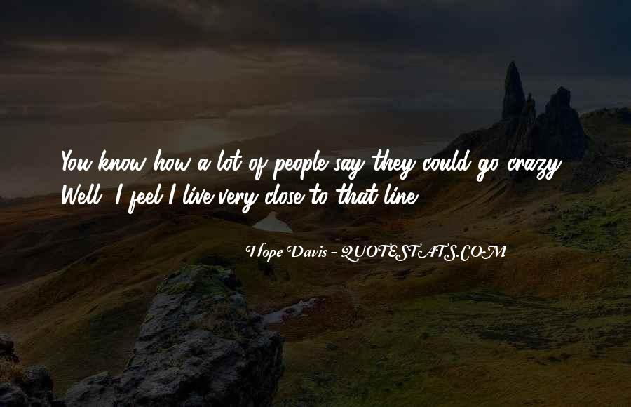 Hope You Well Quotes #58210