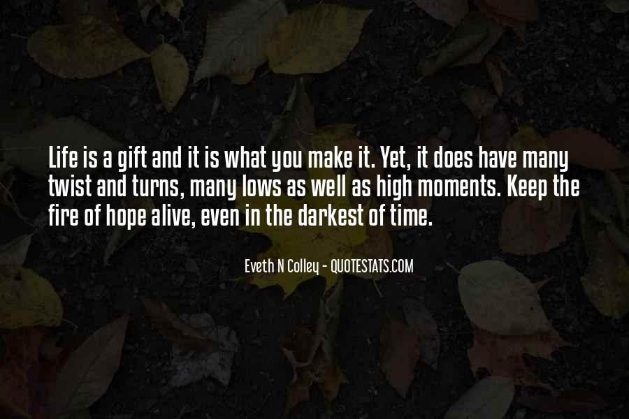 Hope You Well Quotes #867098