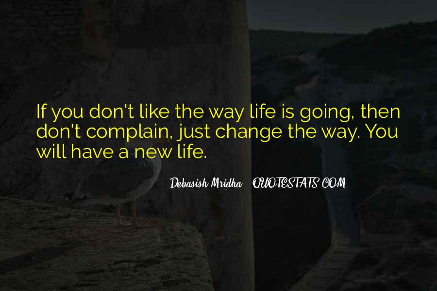 Hope You Will Change Quotes #1219702