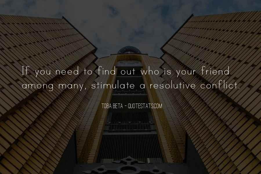 Quotes About Foe #11868