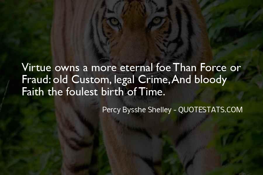 Quotes About Foe #38662