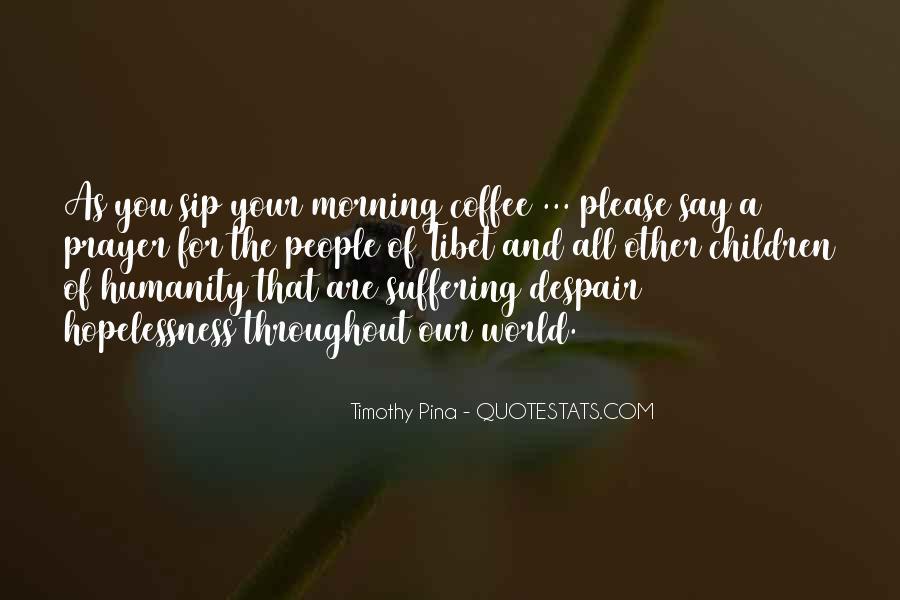 Hopelessness Inspirational Quotes #1586630