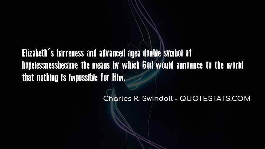 Hopelessness Inspirational Quotes #1671928