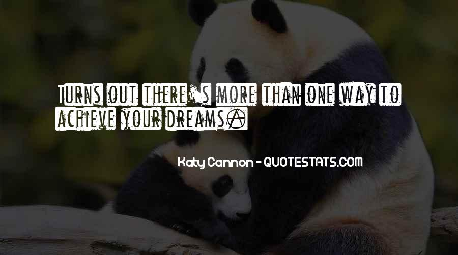 Hopes Dreams And Aspirations Quotes #794222