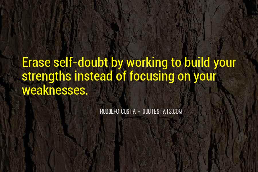 Quotes About Focusing On Your Goals #1440627