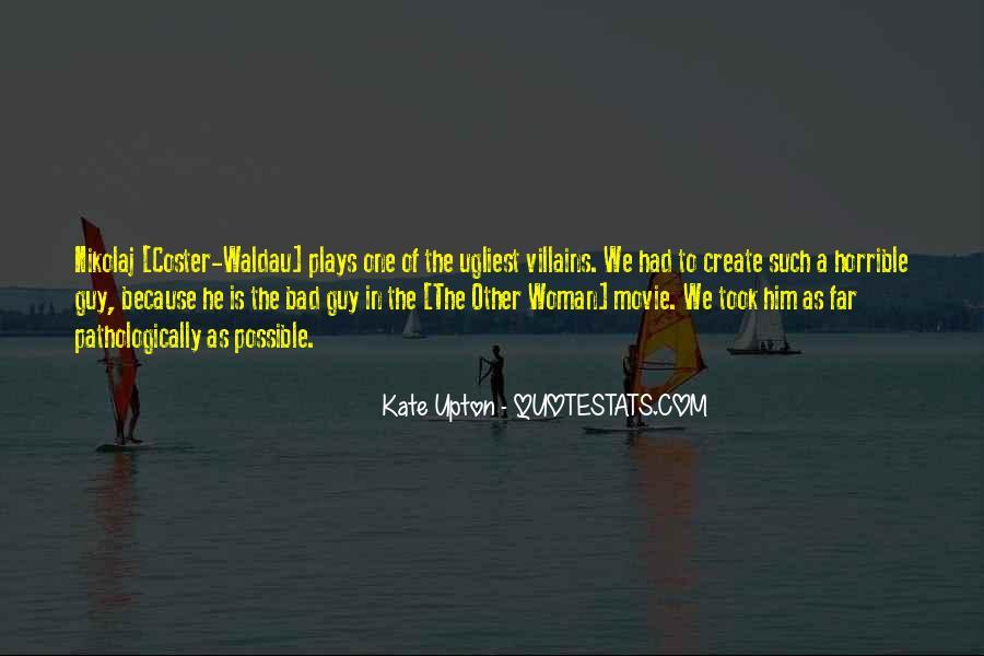 Horrible Movie Quotes #1762705
