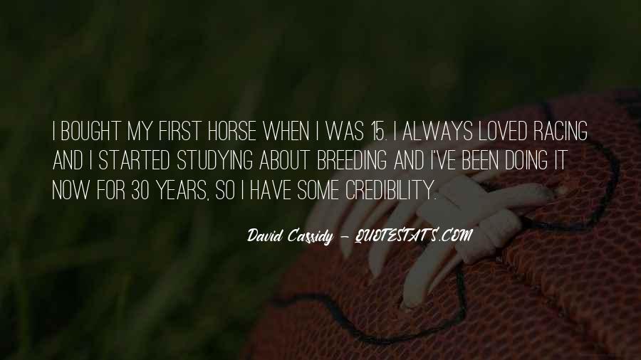 Horse Breeding Quotes #681312