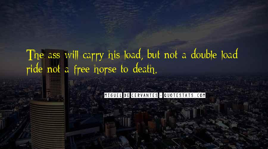 Horse Ride Quotes #1043754