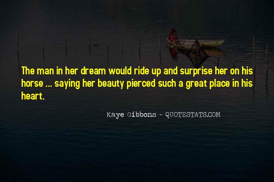 Horse Ride Quotes #1070158