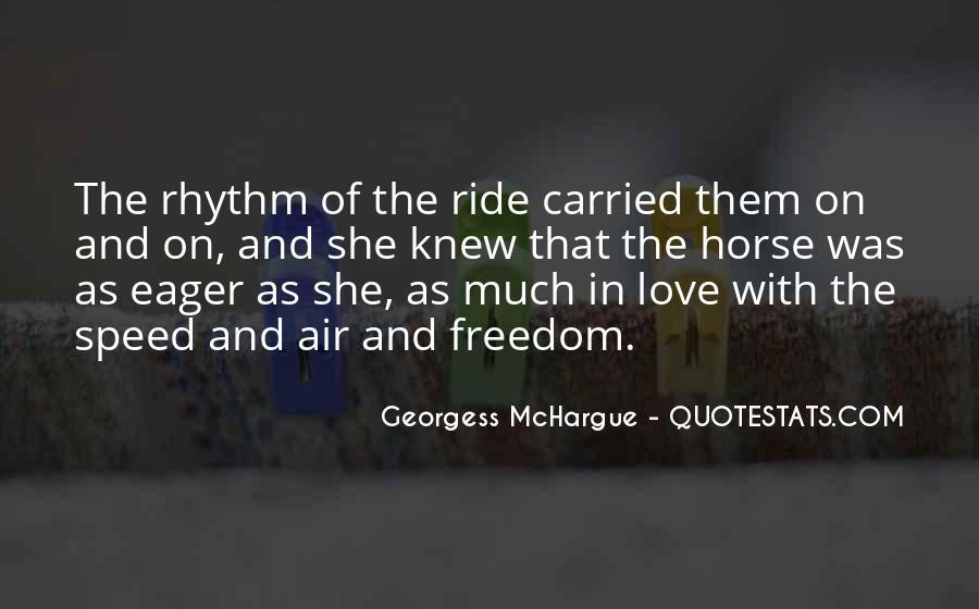 Horse Ride Quotes #1135125