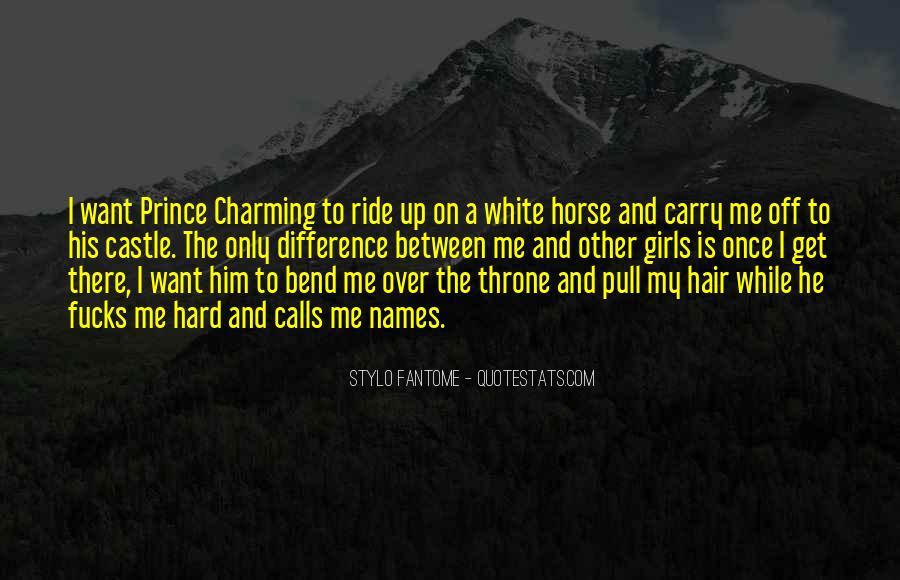 Horse Ride Quotes #139744