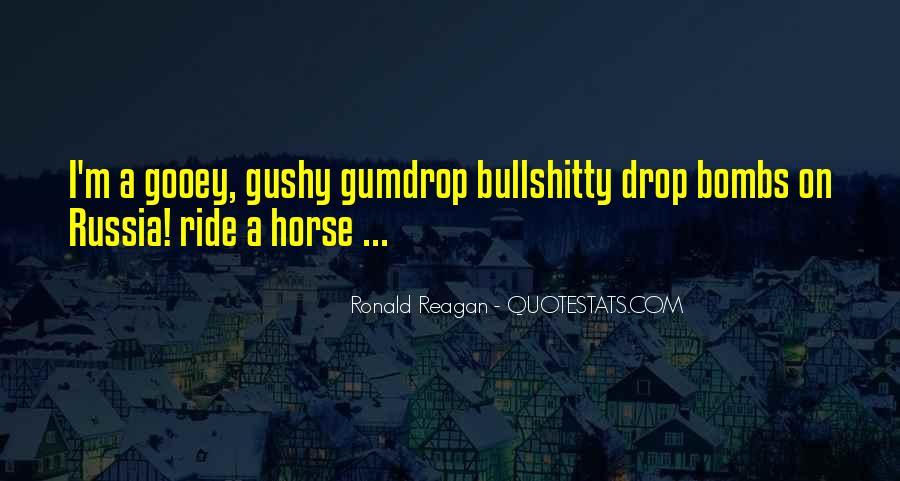 Horse Ride Quotes #222368