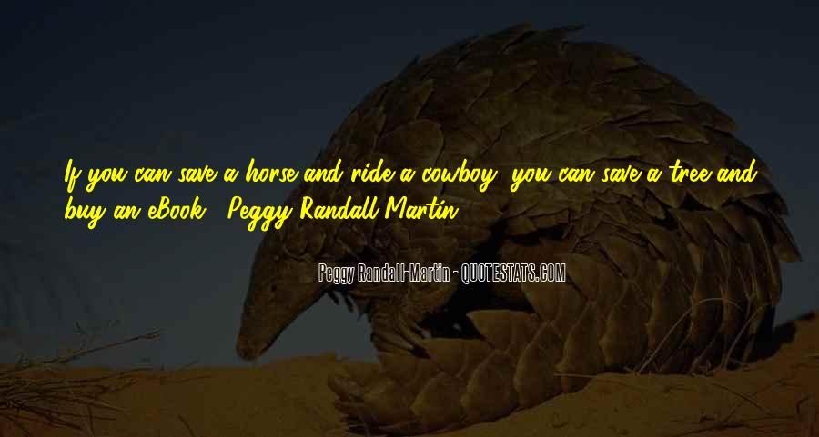 Horse Ride Quotes #256142