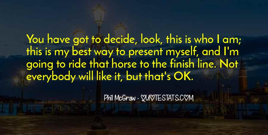 Horse Ride Quotes #348216