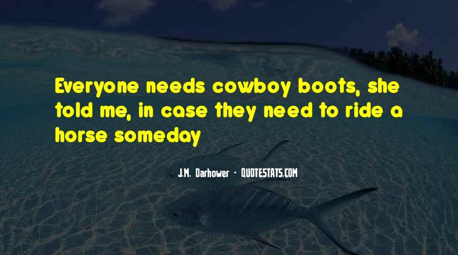 Horse Ride Quotes #441444
