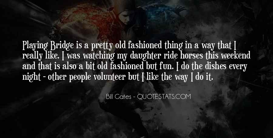 Horse Ride Quotes #451817