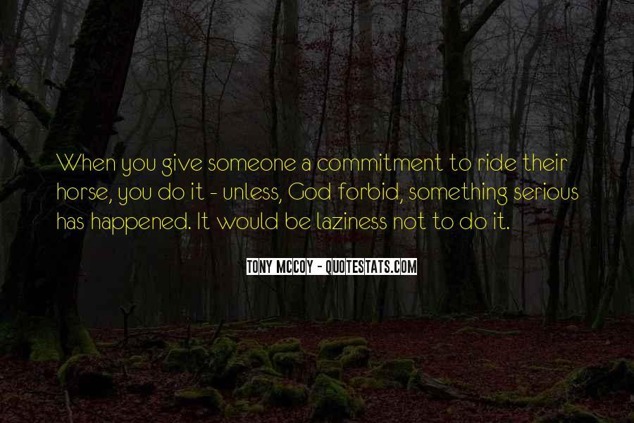Horse Ride Quotes #555784