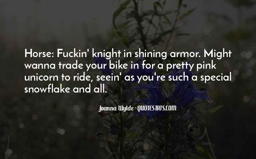Horse Ride Quotes #55937