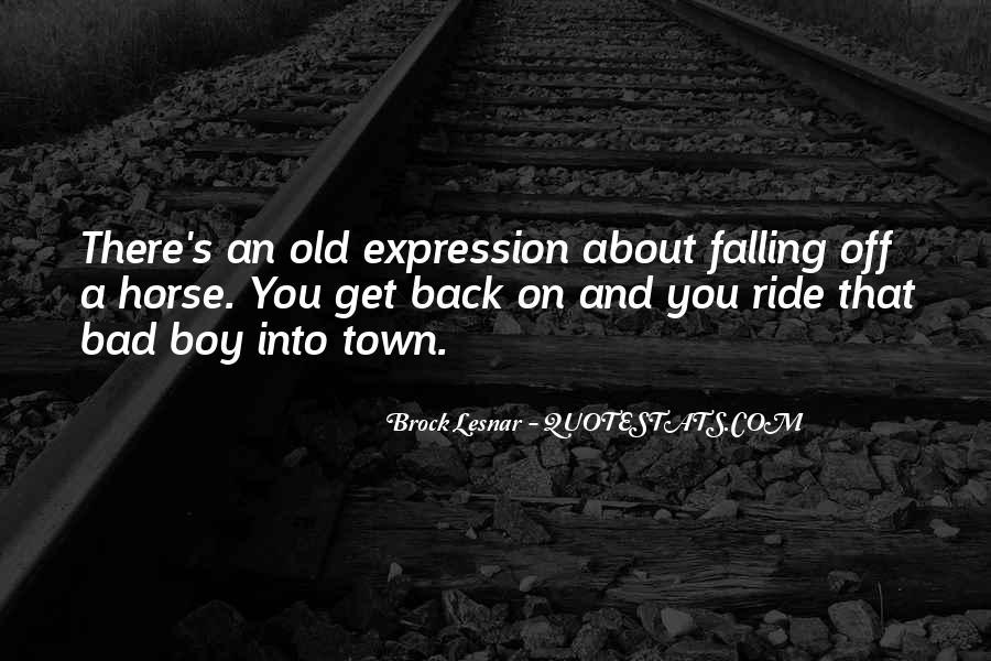 Horse Ride Quotes #573919