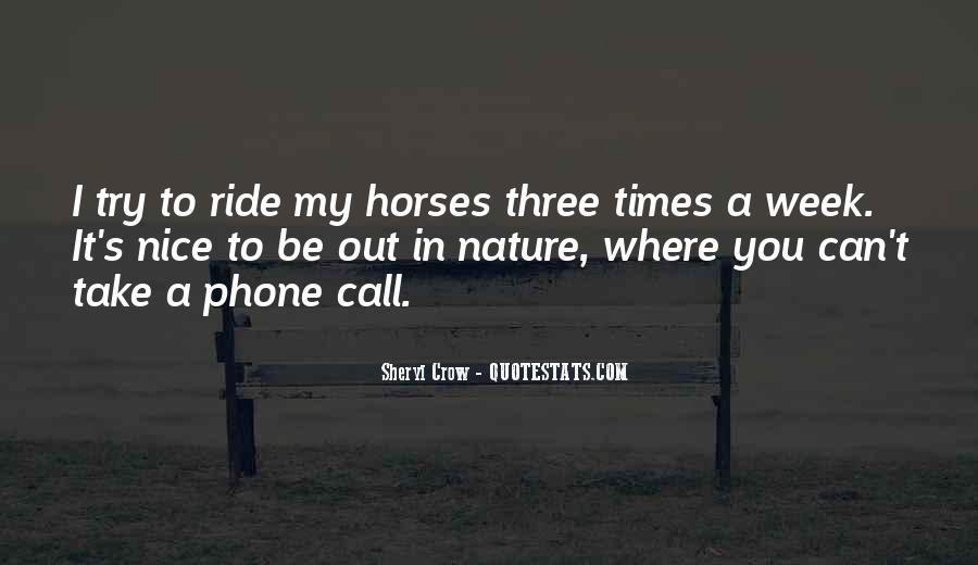 Horse Ride Quotes #575849