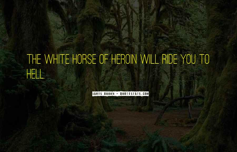 Horse Ride Quotes #593134