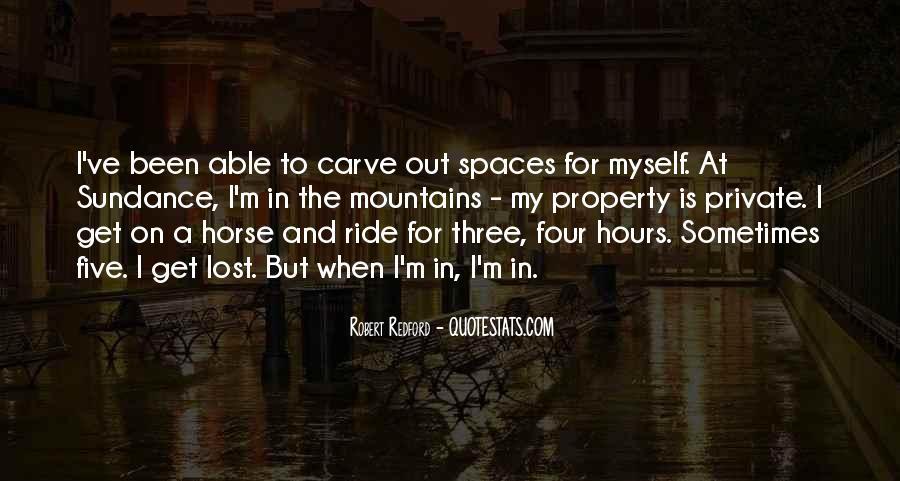 Horse Ride Quotes #635447